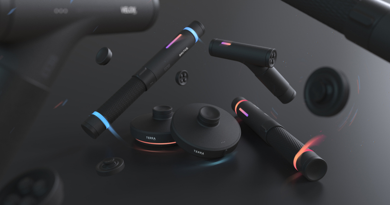 Bộ tay cầm điều khiển game Exeo mang đến trải nghiệm chân thật cho người chơi