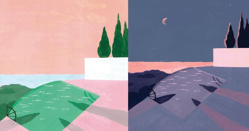 Nghệ sĩ của tuần: Loulou và lối minh hoạ tối giản
