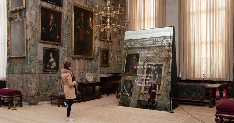 Công nương Arbella Stuart: Triển lãm về nữ hoàng bị lãng quên