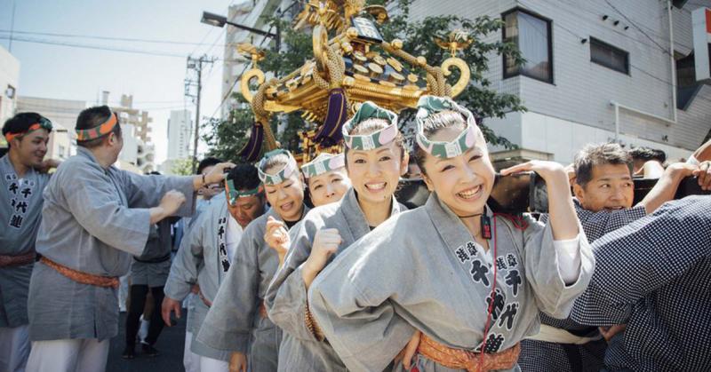 Khám phá lễ hội Sanja Matsuri tại Nhật Bản cùng nhiếp ảnh gia Benjamin Beech