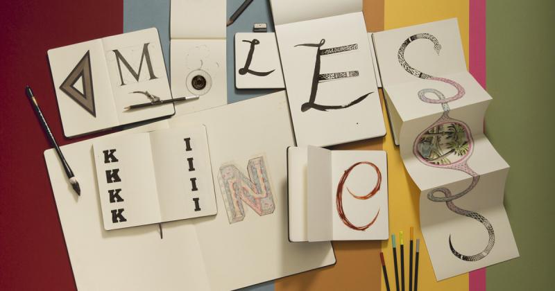 Moleskine ra mắt dòng sản phẩm đặc biệt dành cho nghệ sĩ