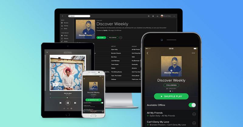 Spotify: Những thuật toán đứng sau tính năng Discover Weekly thần thánh