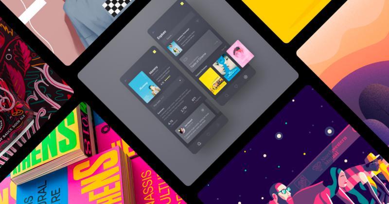 UI/UX: Cảm hứng thiết kế trong tuần