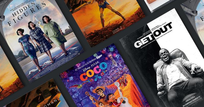 """Phim điện ảnh thời nay: Càng """"đa dạng"""" càng thành công"""