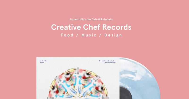 Creative Chef Records: Đĩa nhạc hay đĩa thức ăn?