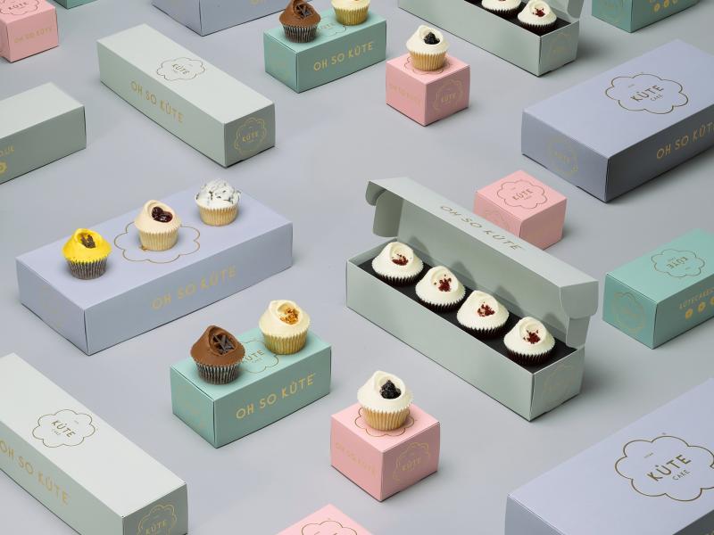 Oh So Kute - Tiệm cupcake ngọt ngào và đầy chất thơ
