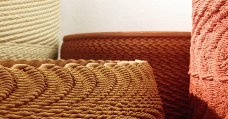 Solid Vibration: Bộ sưu tập gốm sinh ra từ 'sóng âm'