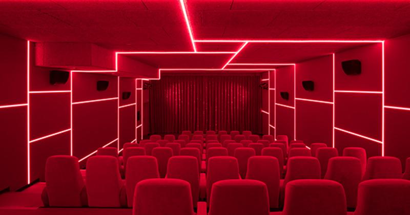DELPHI LUX Berlin 2017 - Rạp chiếu phim đặc sắc như tác phẩm nghệ thuật