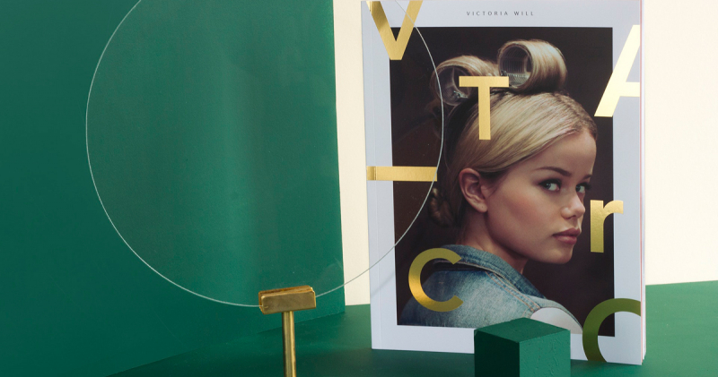 Cuốn sách ảnh thanh lịch của Victoria Will