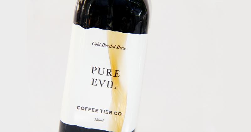 Pure Evil - Vị cà phê mạnh mẽ vực dậy ngày làm việc