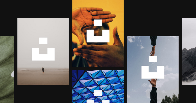 Unsplash với diện mạo của logo mới