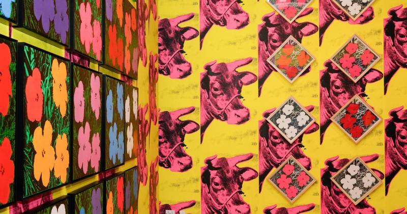 Gặp gỡ Warhol, trong buổi triển lãm tuyệt vời tại bảo tàng Whitney