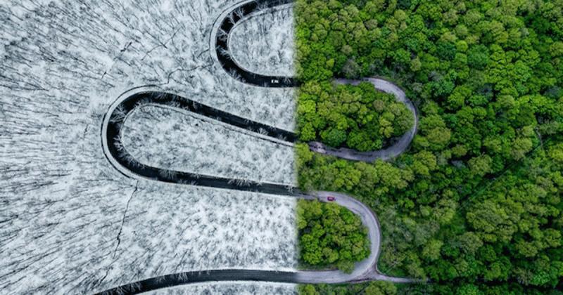Ngắm nhìn những bức ảnh ngoạn mục chụp từ trên không tại Drone Awards