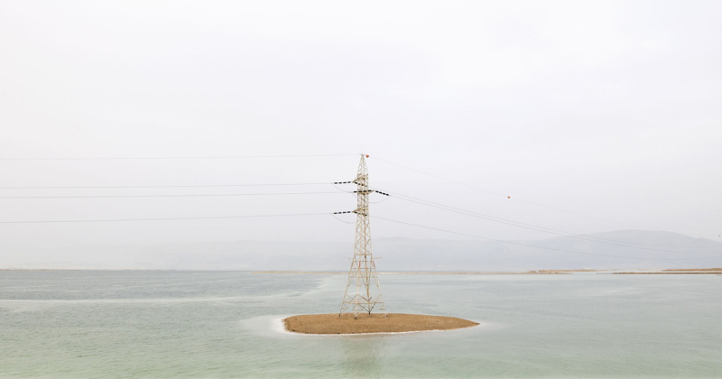 Eulogy for the Dead Sea - Bộ phim kể về quá trình biến mất của Biển Chết