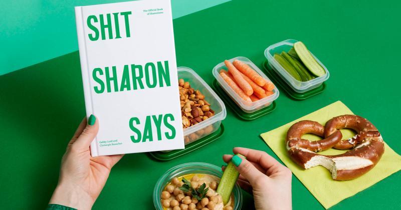 Shit Sharon Says - Cuốn sách kể về chủ nghĩa cá nhân