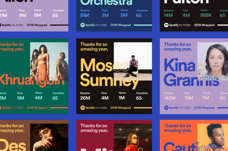 Góc nhìn thú vị về kỹ thuật và công nghệ được áp dụng trong Spotify Wrapped 2018