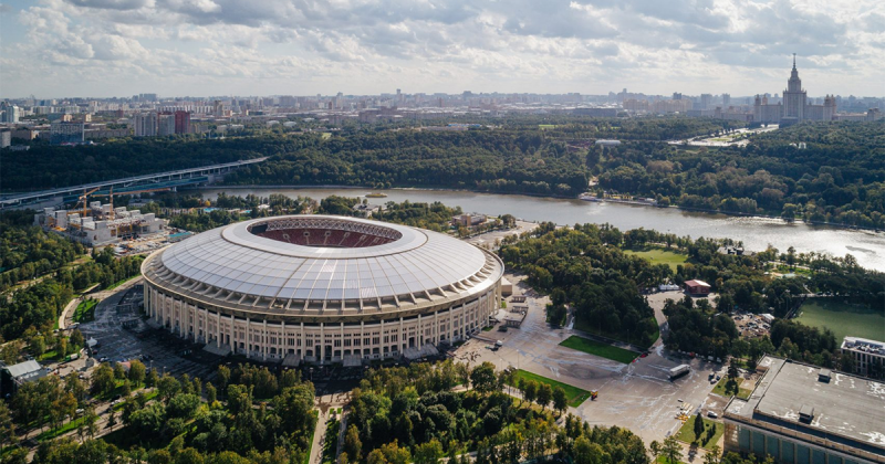 Top 10 kiến trúc sân vận động và nhà thi đấu thể thao theo Dezeen