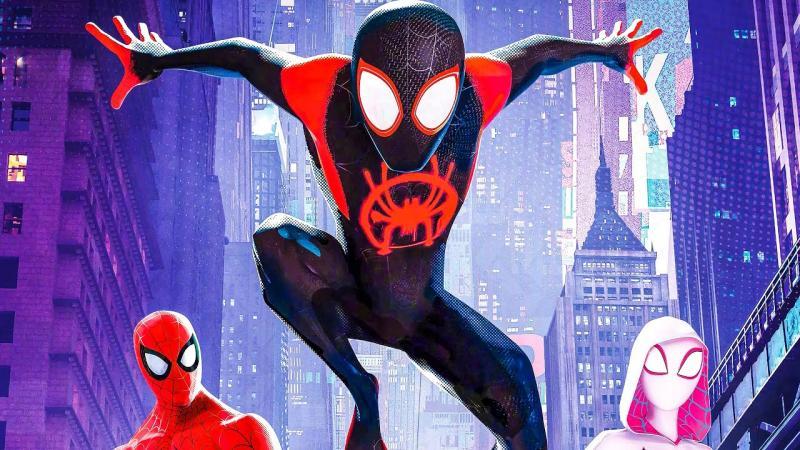 """Tuyệt kĩ animation nào được sử dụng trong """"Spider-Man: Into the Spider-Verse""""?"""