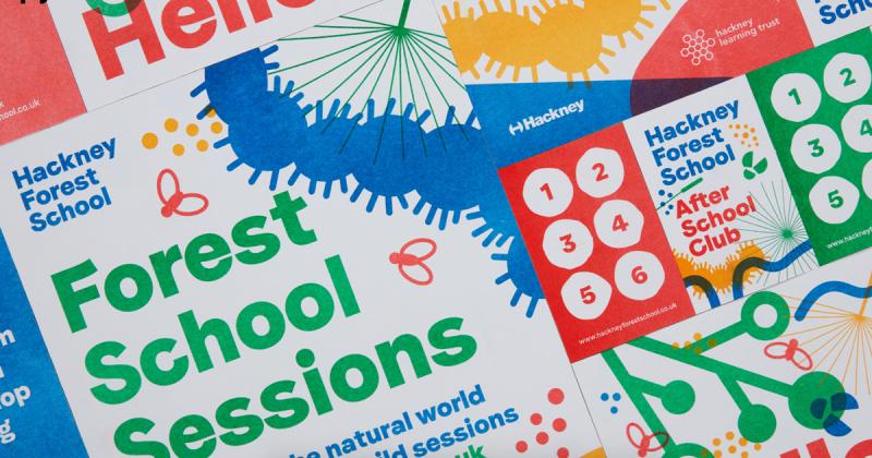 Hackney Forest - Ngôi trường  mời gọi trẻ em khám phá thiên nhiên