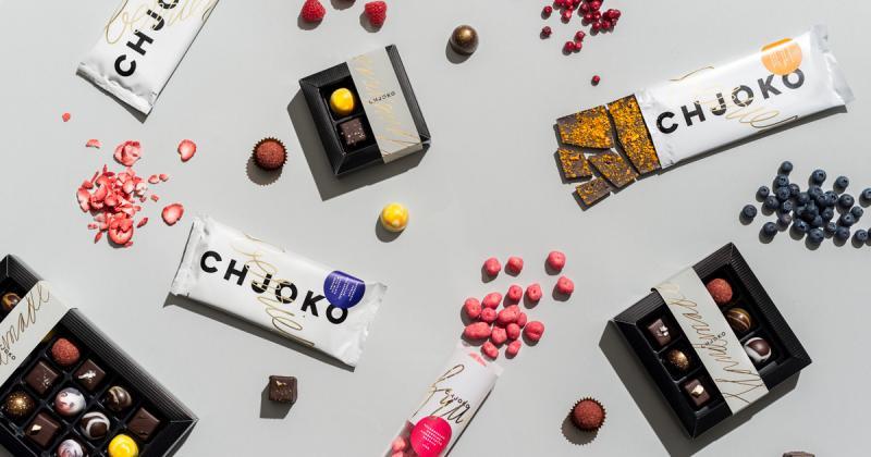 Chjoko - Cửa hàng kẹo chocolate thủ công đầy cám dỗ