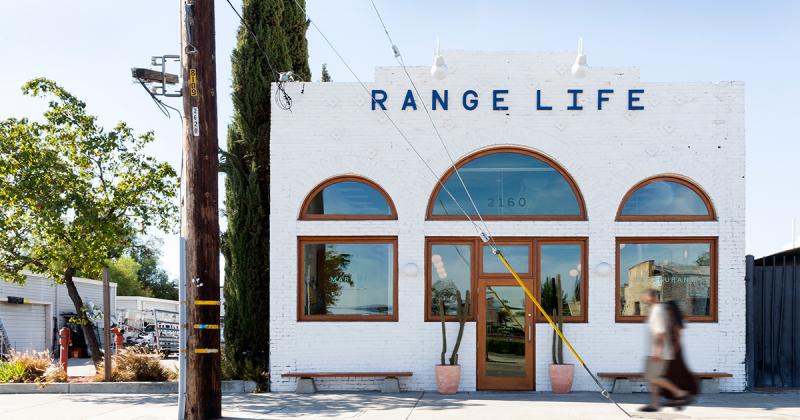 Range Life - Tổ hợp nhà hàng, quán bar và chợ bên trong ngôi nhà từ thế kỷ 19