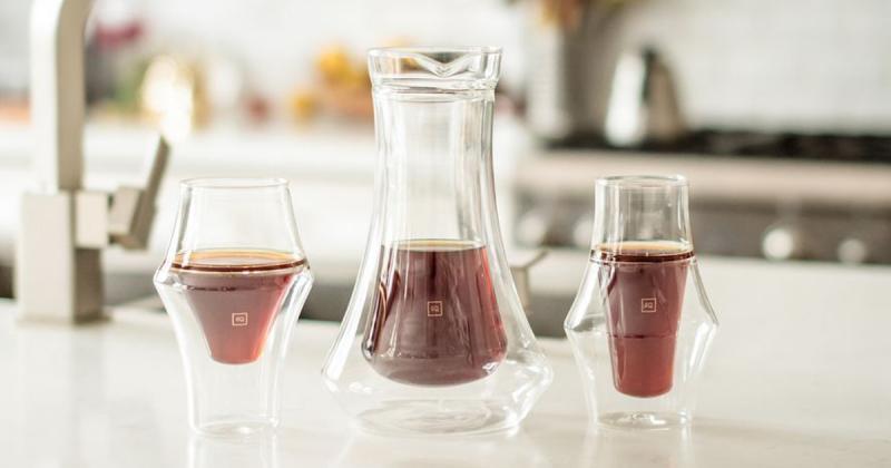 Kruve EQ - Thiết kế ly nâng tầm trải nghiệm nhấm nháp cà phê của bạn