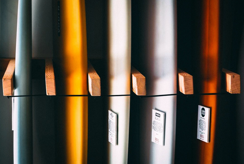 Keel - Cửa hàng cung cấp dụng cụ lướt ván tại ngoại ô Sydney