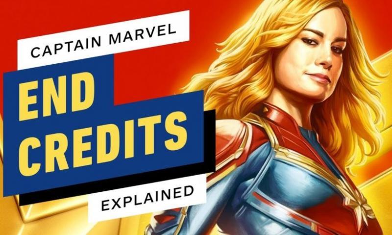 """Captain Marvel """"chơi lớn"""" với hai after-credits khiến dân chúng trầm trồ"""