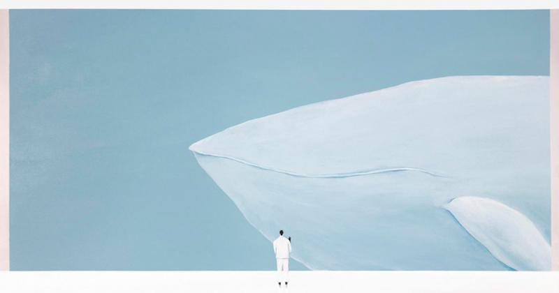 Nghệ sĩ của tuần: Suntur vẽ nên những bức tranh tĩnh lặng cô độc