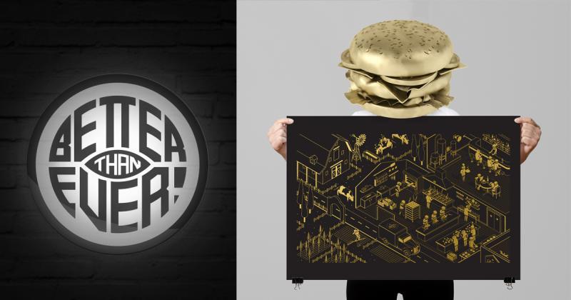 Ribite Burgers Esfera - Thương hiệu burger lịch lãm và sang trọng