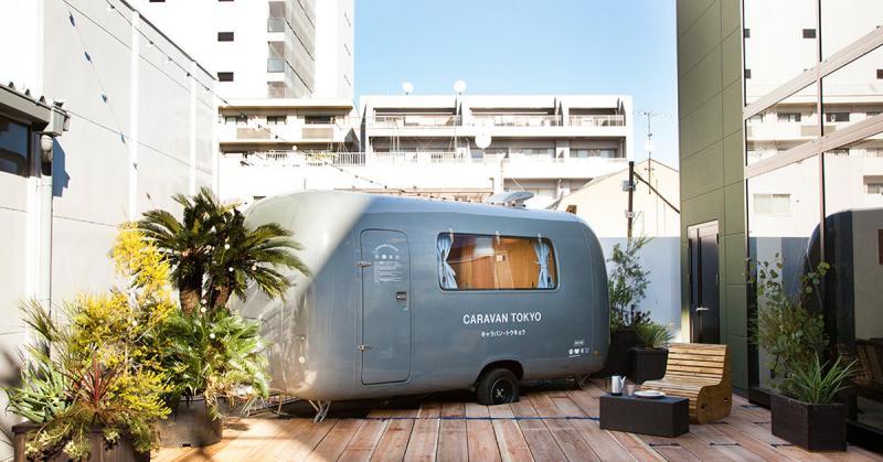 Caravan Tokyo - Giúp bạn du lịch vòng quanh Tokyo