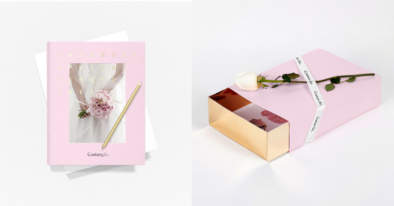 Couture Inc. - Cửa hàng thời thượng dành cho trang phục cưới