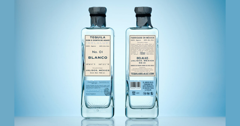 Deladuz - Thương hiệu rượu Tequila tại Mexico mang phong cách Apothecary