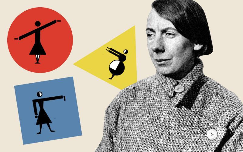 Söre Popitz: Nghệ sĩ nữ duy nhất trong lĩnh vực thiết kế đồ họa ở Bauhaus