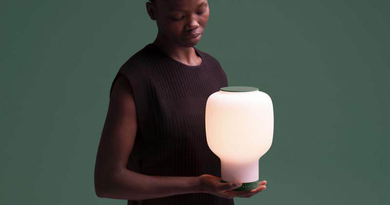 Rise - Chiếc đèn đánh thức bạn mỗi ngày với ánh bình minh