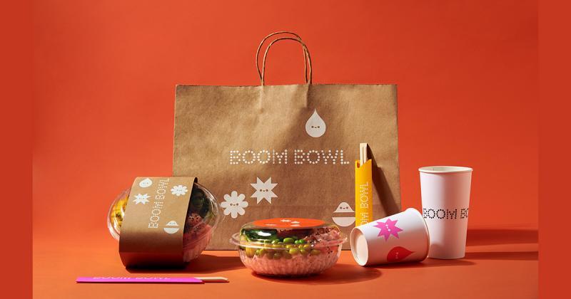 Boom Bowl - Nhà hàng Poke mang tinh thần thân thiện và vui nhộn