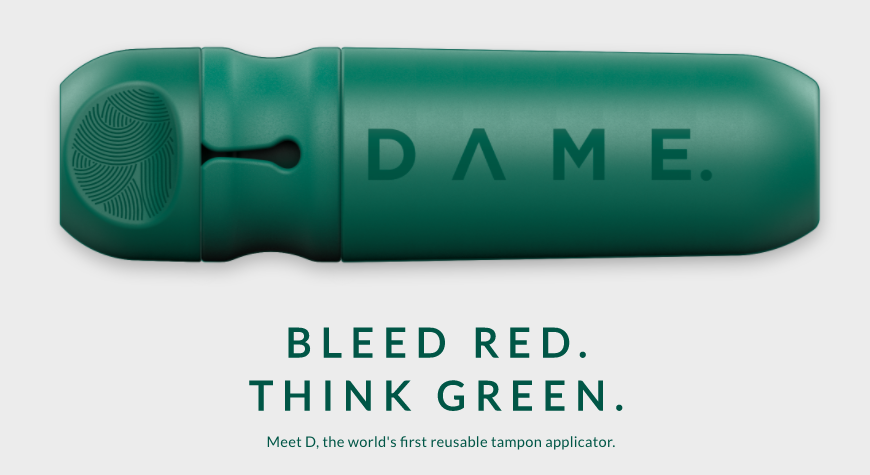 d the worlds first reusable tampon applicator