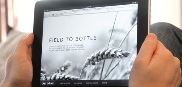 Những trang web tuỳ biến có thiết kế sáng tạo (p2)