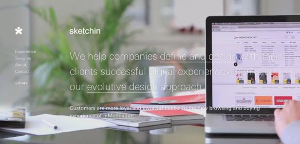 Những thiết kế responsive website ấn tượng