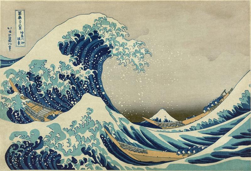 Ảnh hưởng của tranh khắc gỗ Nhật lên trường phái Ấn Tượng trong hội họa