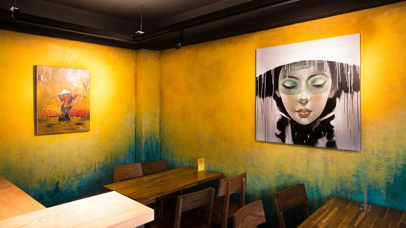 Một thiết kế nhà hàng thuần Việt giữa lòng thành phố Seoul