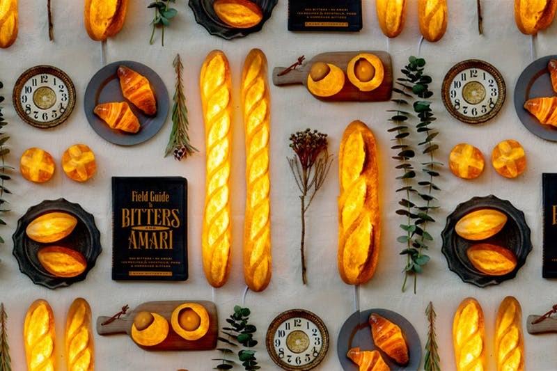 Những chiếc bánh mì phát sáng