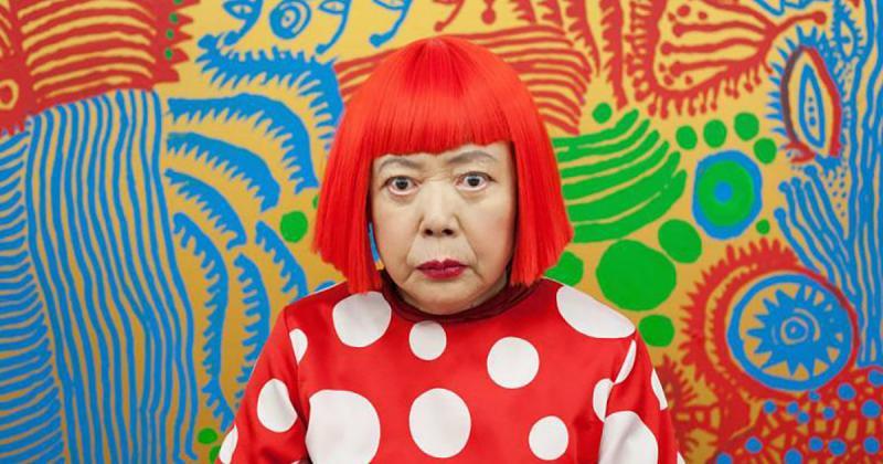Yayoi Kusama - Một người điên rất 'tỉnh', nữ hoàng của những chấm bi