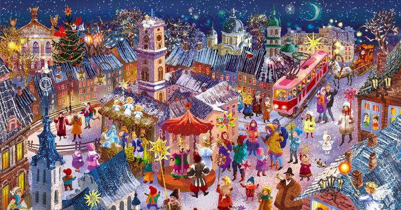 Du lịch vòng quanh Ukraine vào mùa đông