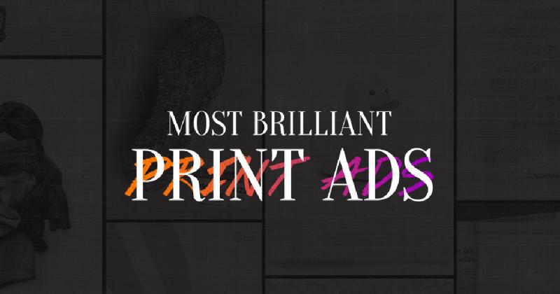 100 print ads tuyệt vời, bạn nên biết! (Phần cuối)
