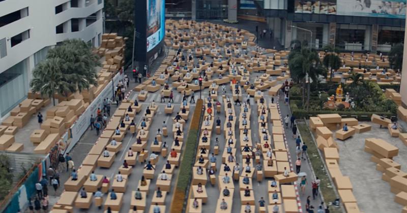 """Chiến dịch của Uber - """"Khơi nguồn tiềm lực"""" bảo vệ khoảng không thành phố"""