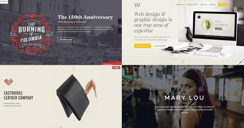 15 sự kết hợp font tuyệt vời mang đến cảm hứng thiết kế cho bạn