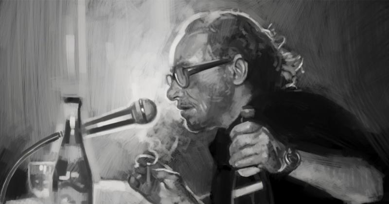 """Charles Bukowski: Làm thế nào để """"nổi bật"""" trong thế giới quá ồn ào này?"""