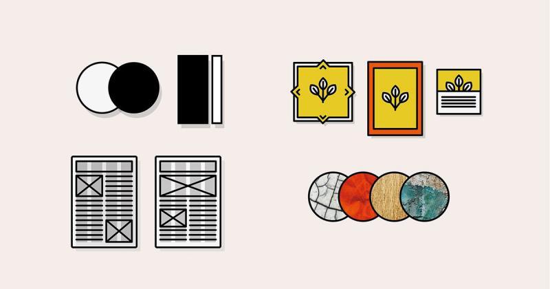 20 nguyên tắc bỏ túi trong thiết kế đồ hoạ (Phần 2)
