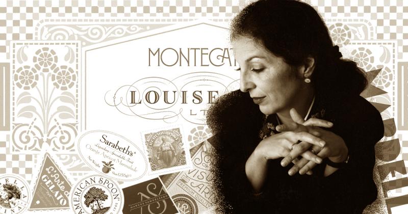 Louise Fili - Người phụ nữ dành hơn 40 năm cho Typography